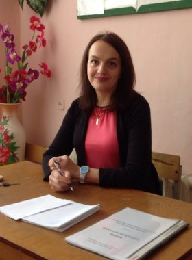 Rudz Elena Stanislavovna