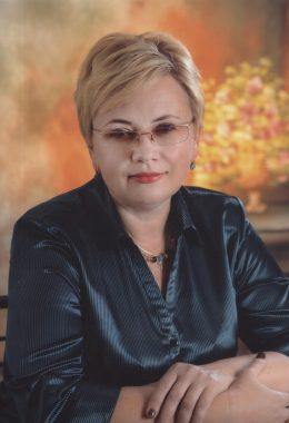 Vilchinskaya NL