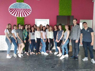 Студенти-технологи відвідали базові підприємства проходження практики