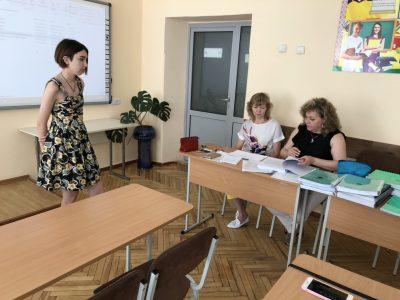Завершальний момент навчання студентів-бухгалтерів