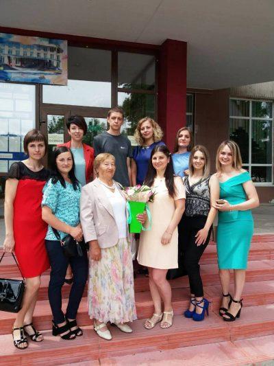 Зустрічі з випускниками у ТПК ВНАУ