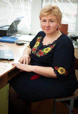 Шевчук Наталія Анатоліївна