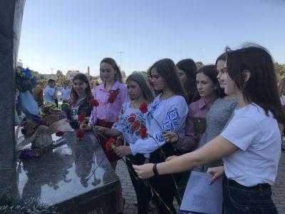 5 вересня 2019 року день вшанування пам'яті видатного митця Василя Стуса