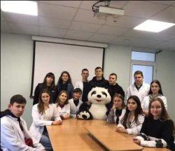 """Виробничий комплекс """"Панда"""" ТМ """"Караван"""""""