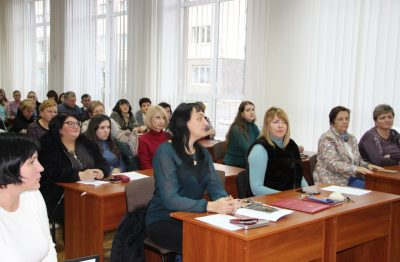 Засідання педагогічного ради Технологічно-промислового коледжу ВНАУ 3 грудня 2019 р.