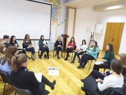Навчально-ознайомча практика зі студентами психологами
