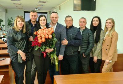 Вітаємо, Семчук Ірину Антонівну, з успішним захистом дисертації на здобуття наукового ступеня кандидата економічних наук